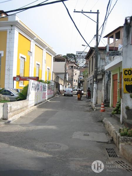 Street in Salvador