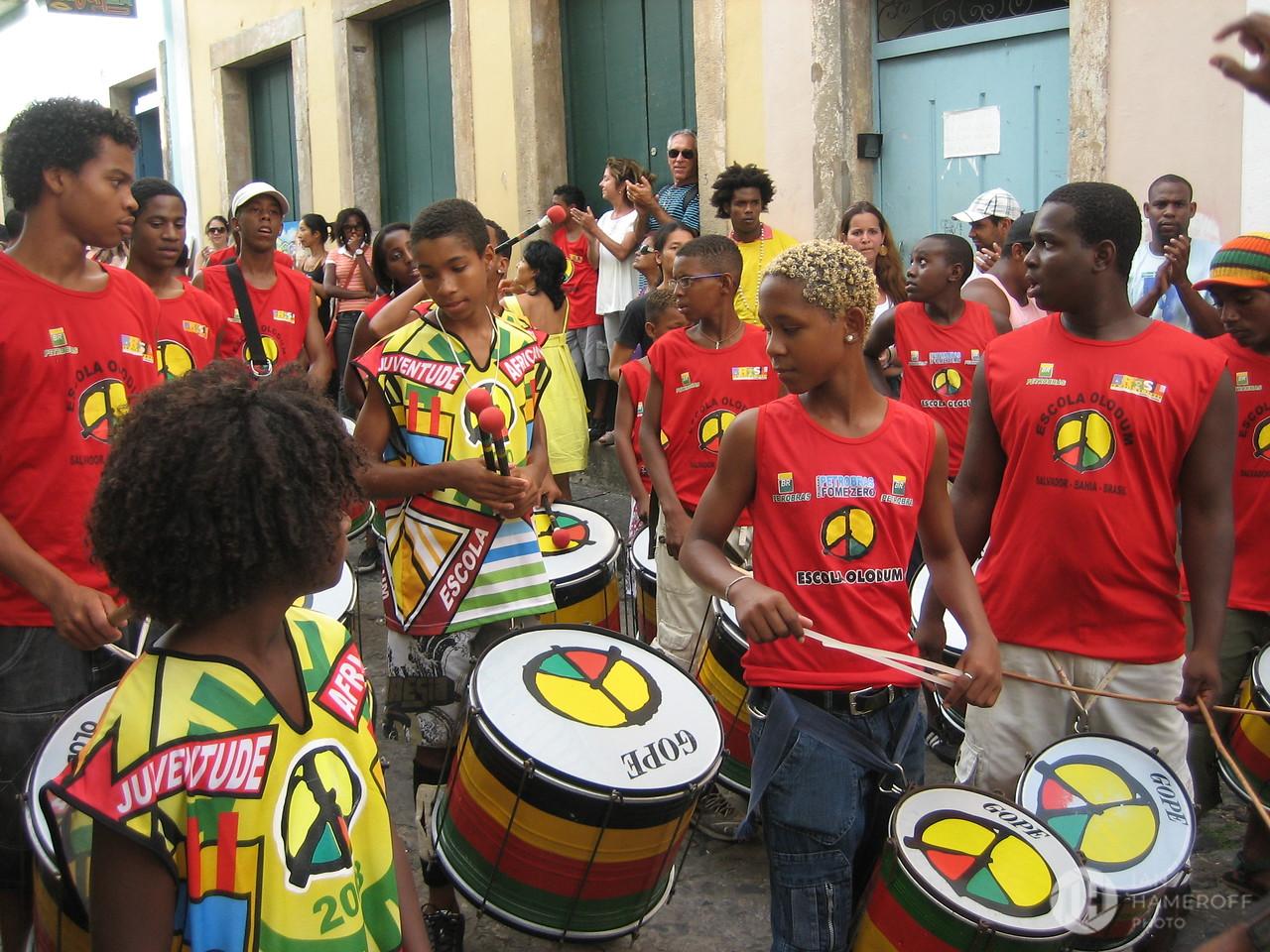 Drum Escola