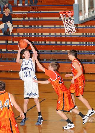 2/27/09 - Sophmore Basketball