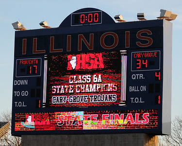 11/28/09 State Championship