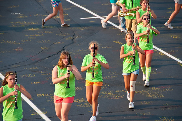 2009-10 GHS Band