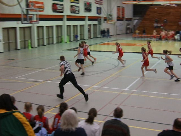 Frosh Girls vs Wi Rapids Video