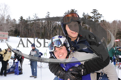 Men's and Women's Skiing Photo Day (01/27/10) Courtesy Gil Talbot