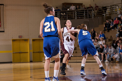 Feb. 10 vs. Widener