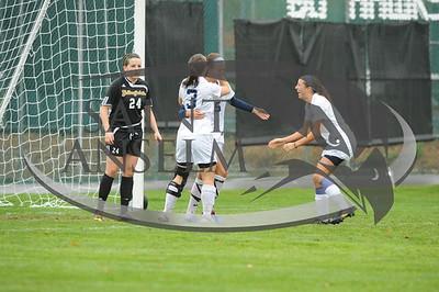 Women's Soccer vs. American Int'l (10/24/09) Courtesy Gil Talbot