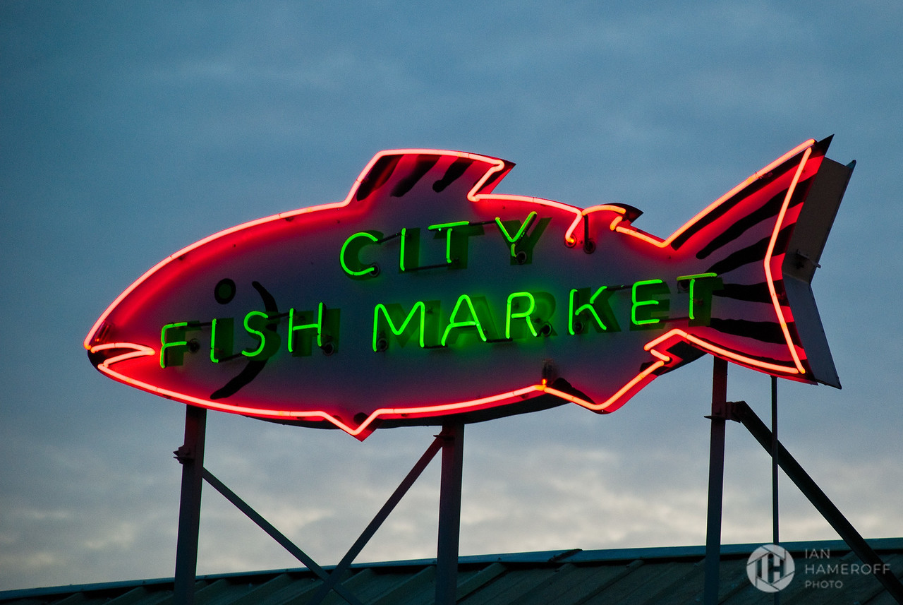 The City Fish Market