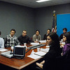 March 15, 2010 | The US State Department invited D.C.-area law and international studies students to participate in a video chat with Russian students on the topics of human rights and racial/ethnic bias in American and Russian judicial systems.