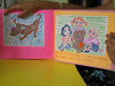 libros de ninos Emmies class 012