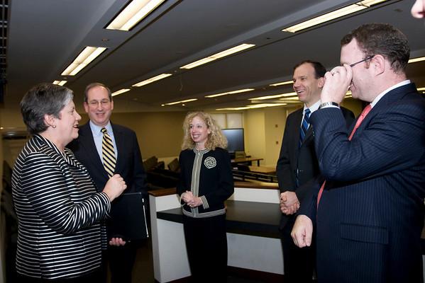 Sec. Napolitano Visit | October 21, 2009