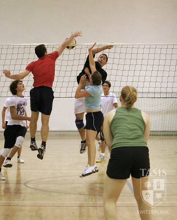 Boys Volleyball 2009
