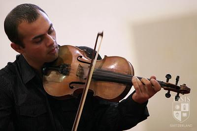 Romani Zor Quartet (October 6)