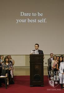 Opening Assembly - Headmaster Michael Ulku-Steiner