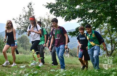 10th Grade Class Hike