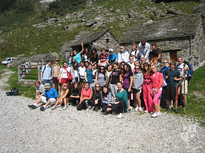 11th Grade Class Hike