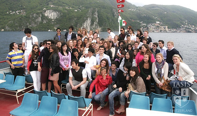 Senior Class Boat trip and dinner