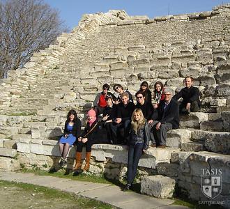 Spring Academic Travel 2010