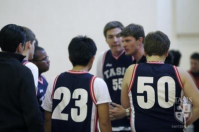 TASIS Boys Basketball Tournament 2010