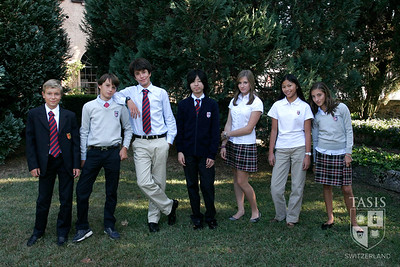 The 2009 - 2010 school year starts!