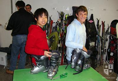 Verbier 2010 (Middle School Ski Week)