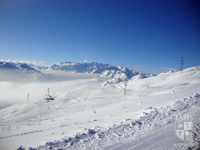 Middle School Ski Week in Verbier!!