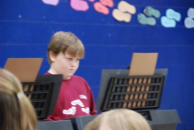 K-8th Fall Music Program