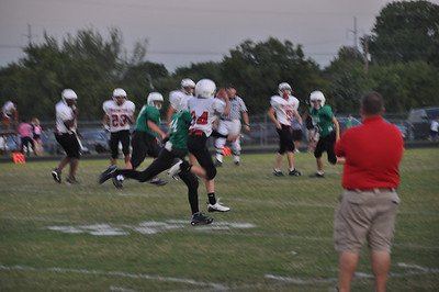 8th Gr Football vs Carroll