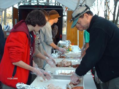 2009 Family Thanksgiving