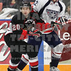 Americans Todd Kennedy and Cougars Alex Rodgers