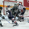 Brendan Shinnimin is brought down on a penalized trip by Everett defenseman Ryan Murray.