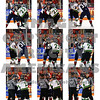 Fight between Americans Brock Sutherland and Prince Albert Raiders  Andrew Herle at the end of the game horn