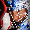 Americans Goalie Drew Owsley #30