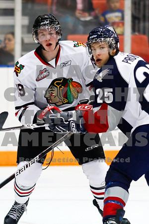 Neal Prokop and Winterhawks Ryan Johansen