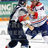 Kruise Reddick fighting with Chiefs Mitch Wahl