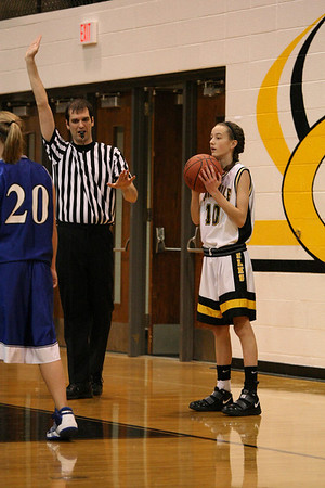 2009-2010 Centerville High School Girls Basketball