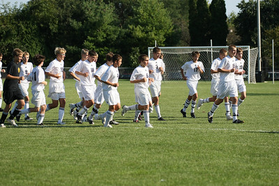 2009 Centerville High School Boys Soccer