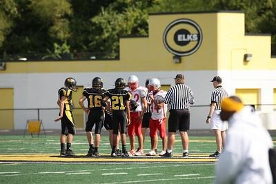 2009-09-19 Freshman vs Troy