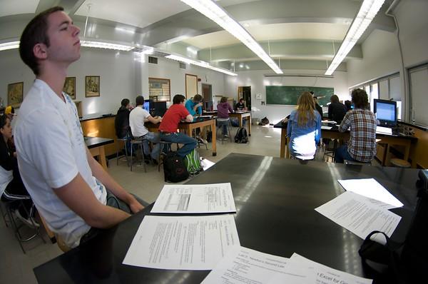 01-21-10 Physics Lab