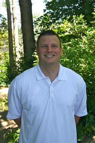 Joel Schroeder Admissions 2009