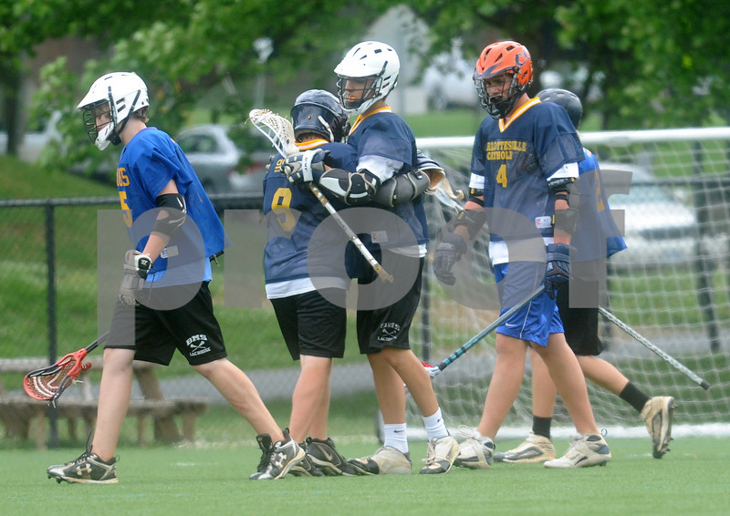 May 16, 2010 - Junior B Lacrosse Championship at Carr's Hill field<br /> photo Ashley Twiggs