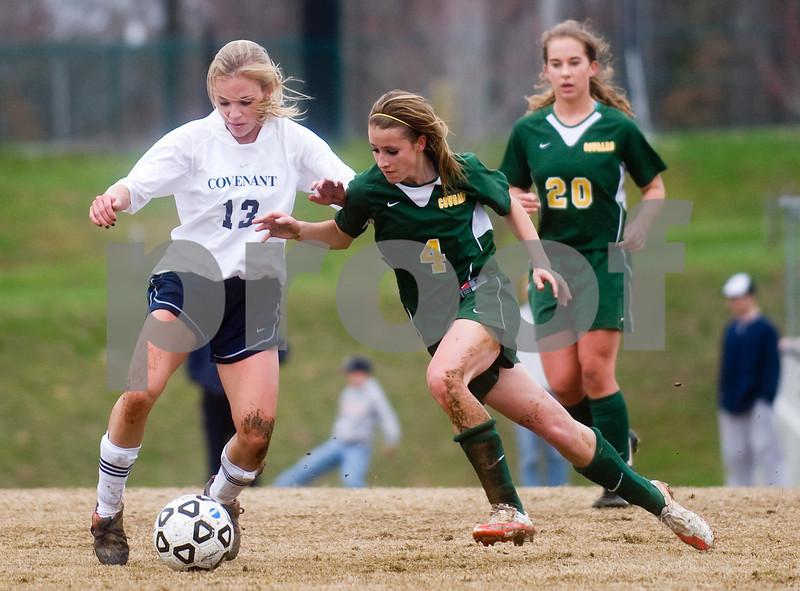 March 26, 2010 - Covenant vs. Collegiate<br /> photo Ashley Twiggs
