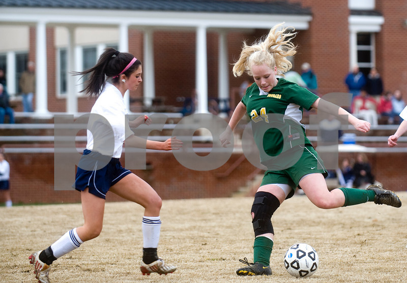 March 26, 2010 - Covenant vs. Collegiate<br /> photo Ashley Twiggs