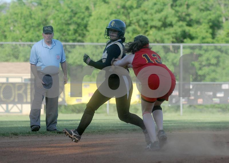 May 6, 2010 - Monticello vs. Goochland at Monticello<br /> photo Ashley Twiggs