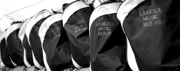 New bus bags