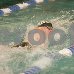 Feb. 12, 2010 - Monticello's Ryan Mitchell competes in the 200 M Free  during the JD Championships on Friday night at FUMA. photo Ashley Twiggs
