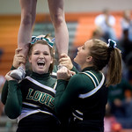 Louisa County High School competes in the Jefferson District Championships. photo Ashley Twiggs