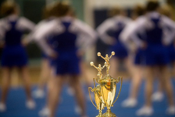 Western Albemarle High School competes in the Jefferson District Championships. photo Ashley Twiggs