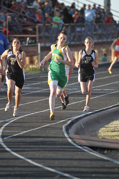 Jr High Track @ Knox City