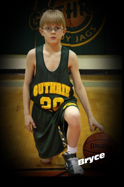 Junior High Boys Basketball Team Photos