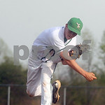 April 7, 2010 - William Monroe, first pitcher<br /> <br /> photo Ashley Twiggs
