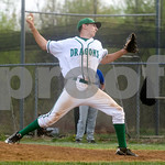 April 7, 2010 - William Monroe, second pitcher<br /> <br /> photo Ashley Twiggs
